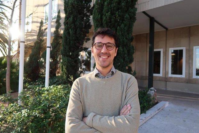 El nou director gerent de l'Institut Balear de l'Energia, Ferran Rosa.