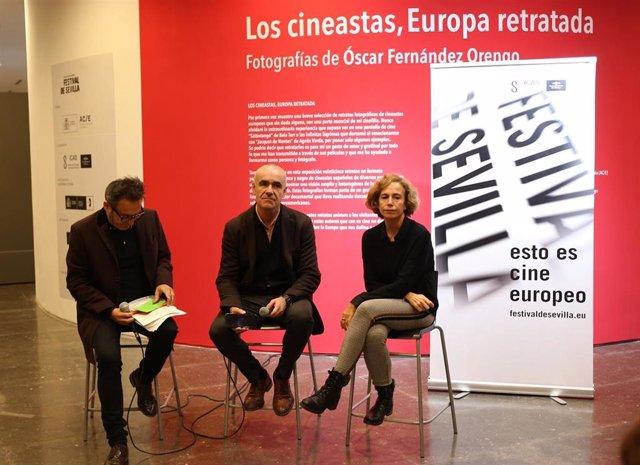 [Sevilla] Nota De Prensa Y Fotografía. Balance Festival De Cine De Sevilla