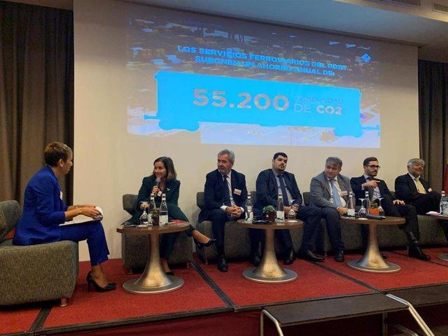 El Puerto de Barcelona lleva sus servicios intermodales al Encuentro Empresarial Hispano-Marroquí