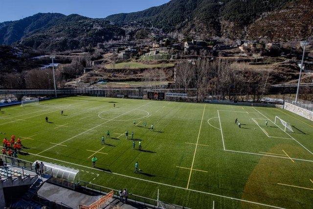 Camp D'Esports Prada de Moles-Encamp en Andorra