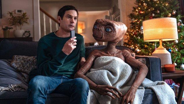 E.T y Elliot se reencuentran