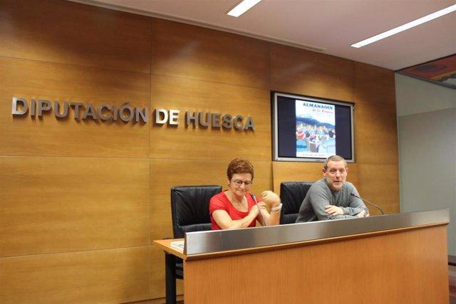 El Almanaque de los Pirineos clausura su primera colección con una portada que recrea la 'Universiada 81' de Jaca