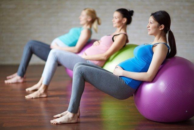 Ejerecicio embarazada.