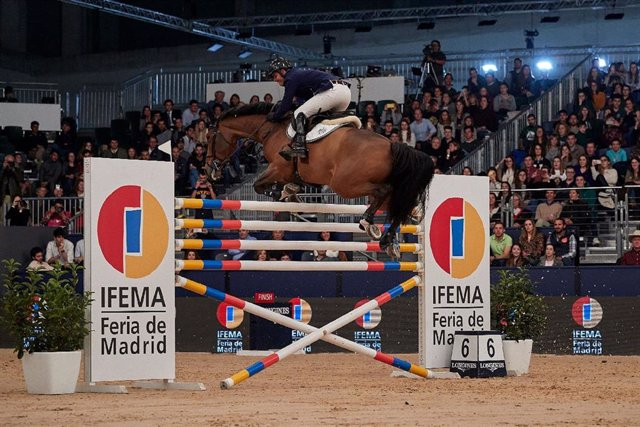 Adrid vuelve a ser el centro de la hípica mundial con la celebración de la Ifema Horse Week