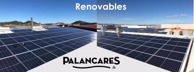 Palancares Alimentación apuesta por la energía renovable en su desarrollo empresarial