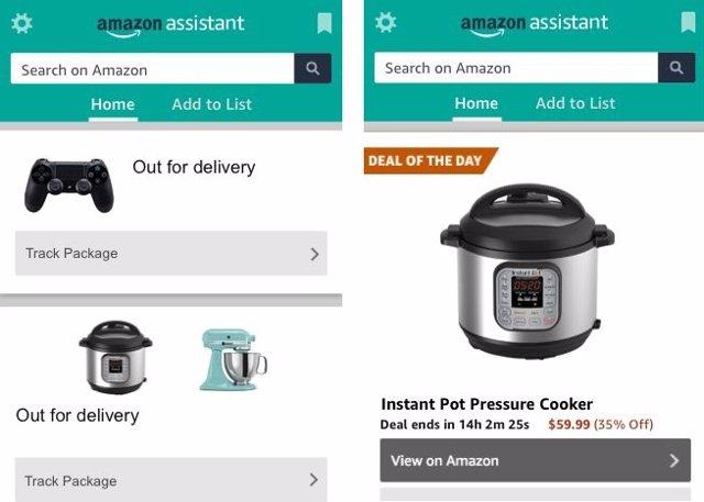 Amazon Assistant.