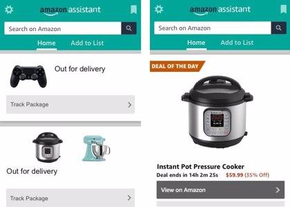 Portaltic.-Amazon lanza su asistente, un complemento para comparar ofertas mientras se navega