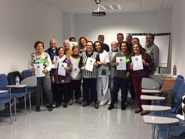 Escuela de pacientes de ostomía Hospital de La Línea