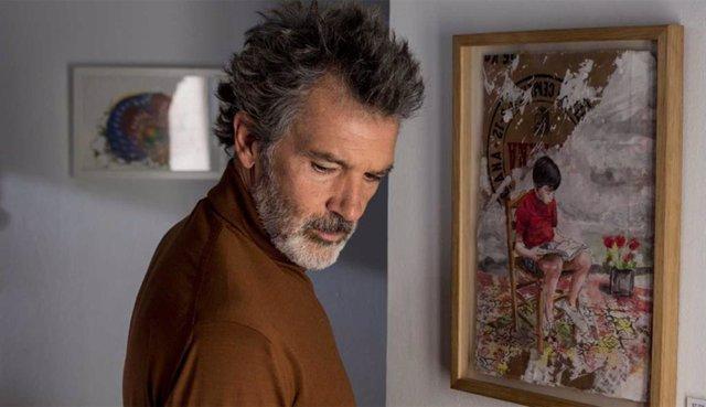 Antonio Banderas en 'Dolor y Gloria' d'Almodóvar