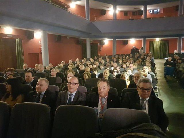 Celebración del 50 aniversario del IES 'Juan de Lanuza'.