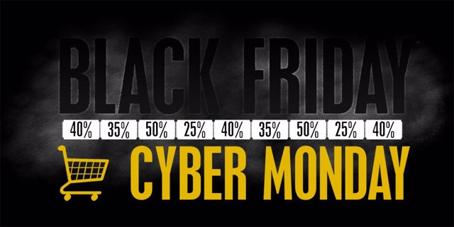 Black Friday vs Ciber Monday: ¿Cuál es la diferencia?