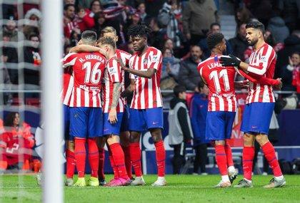 Antiviolencia declara de alto riesgo el Atlético-Lokomotiv y el Espanyol-CSKA de Moscú
