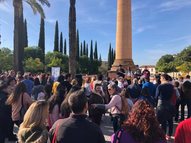 Más de un centenar de personas celebran el Día de la Discapacidad en Alcalá para educar en inclusión e igualdad