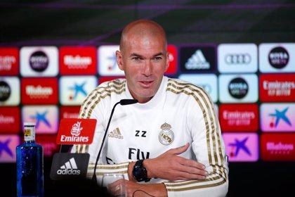 """Zidane: """"Vinicius no se va a ir"""""""