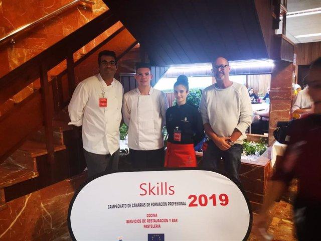 Campeonato de Canarias de Formación Profesional 2019