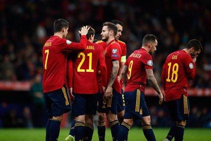 La selección española conoce este sábado sus primeros rivales en la Euro 2020
