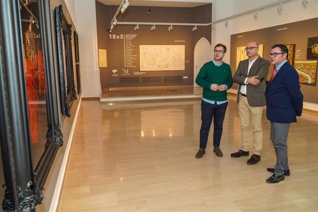 Fundación Unicaja y la Diputación de Málaga exhiben sus fondos de arte en Ronda con la exposición '18 x 2 Coleccionismo institucional en Málaga'