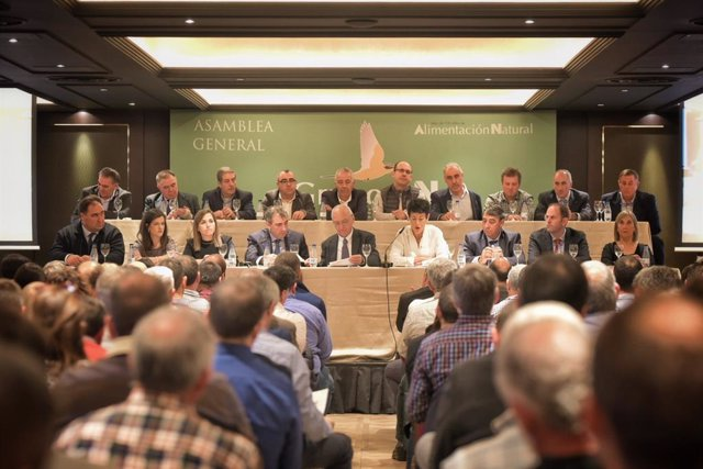 Asamblea General del Grupo AN.