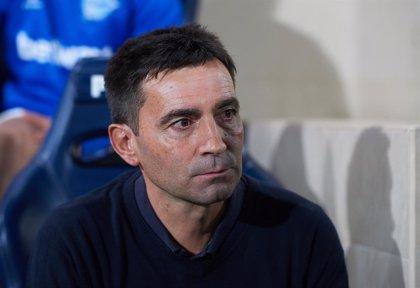 """Asier Garitano: """"No tienen nada que ver ni el Alavés ni el Madrid con los del año pasado"""""""