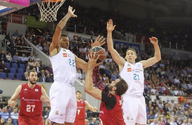Tecnyconta Zaragoza - Real Madrid Basket