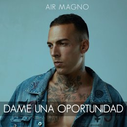 Portada single Dame una oportunidad