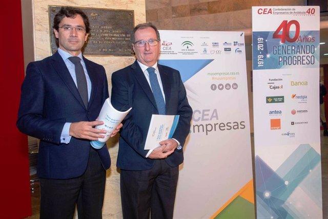 La CEA celebra una jornada sobre oportunidades de las pymes para contratar con administraciones públicas.