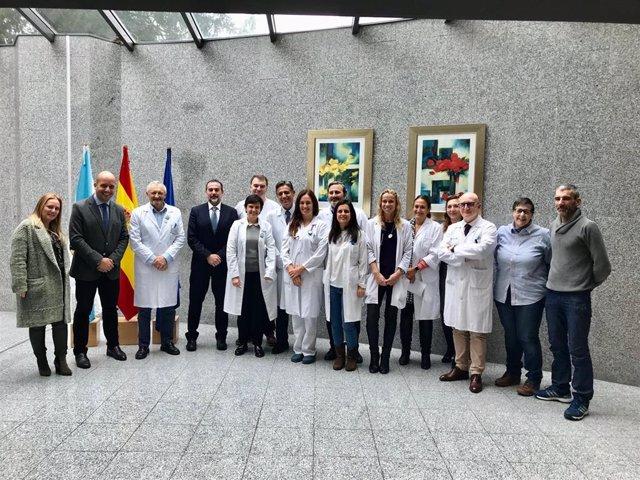 El Hospital Montecelo trata por primera vez en España con células madre a un paciente con enfermedad de Crohn.