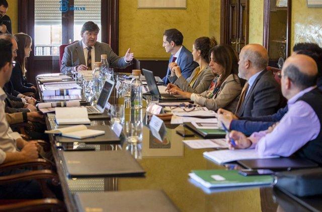 Constituido el comité organizador de los Campeonatos del Mundo de Bádminton Huelva 2021.