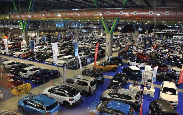 ÛVIII edición del Salón del Motor de Ocasión de Málaga'