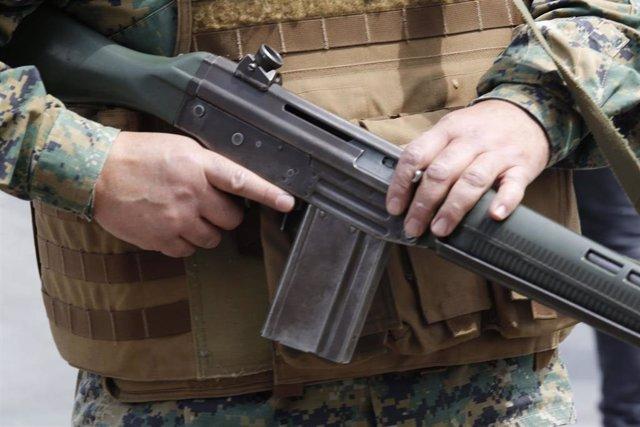 Militar chileno