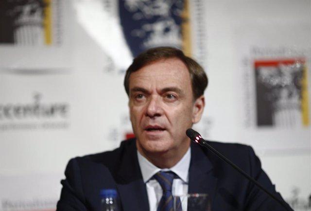 José Ramón Navarro Miranda, president de l'Audiència Nacional.