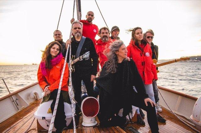 Sopa de Cabra presenta 'Farem que surti el sol' com a avançament del seu nou disc