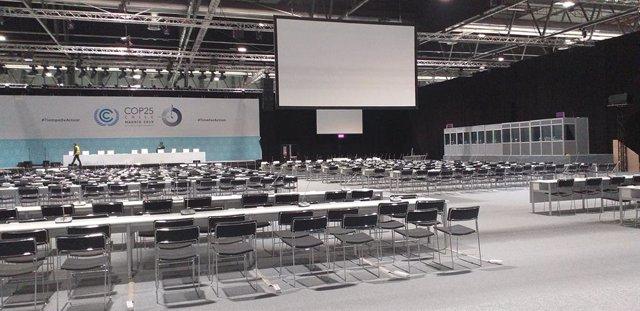 AM- COP25.- Los presidentes de República Dominicana, Costa Rica, Austria, Ecuado