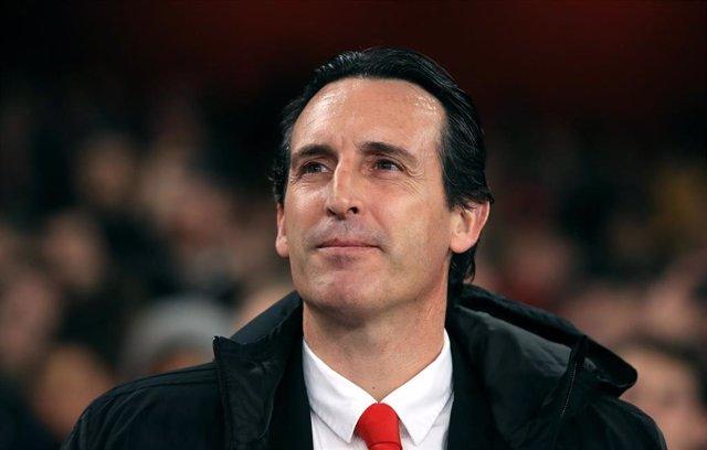 El entrenador Unai Emery, destituido por el Arsenal