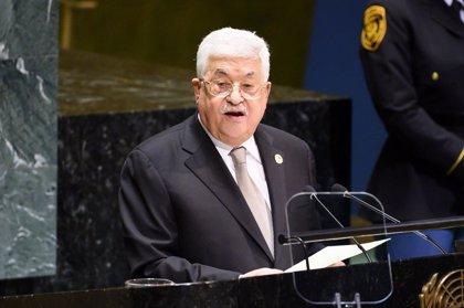 """O.Próximo.- Abbas pide a la comunidad internacional """"medidas prácticas para proteger al pueblo palestino"""""""