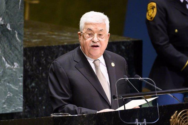 """O.Próximo.- Abbas pide a la comunidad internacional """"medidas prácticas para prot"""