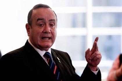 """El presidente electo de Guatemala tilda de """"injusta"""" la condena en Suiza contra el exjefe de la Policía Erwin Sperisen"""