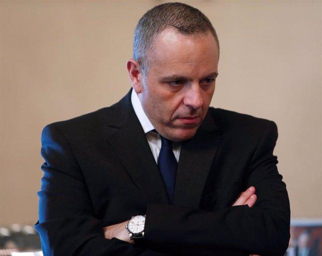 Keith Schembri, exjefe de Gabinete del primer ministro de Malta, Joseph Muscat