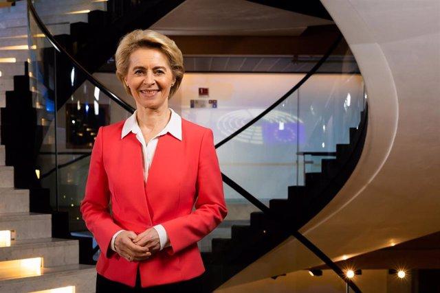 Ursula von del Leyen, nueva presidenta de la Comisión Europea