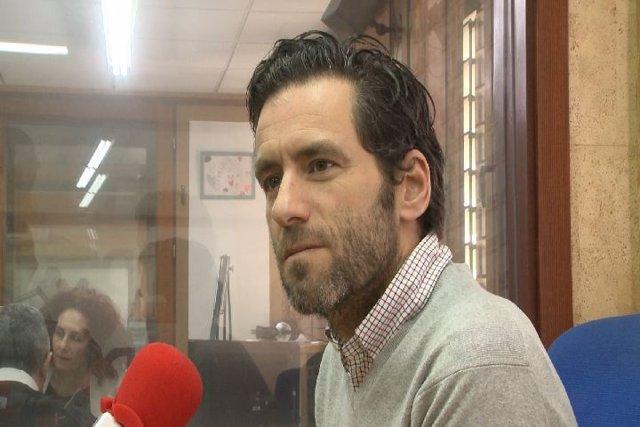 El portavoz parlamentario del PP vasco, Borja Sémper.