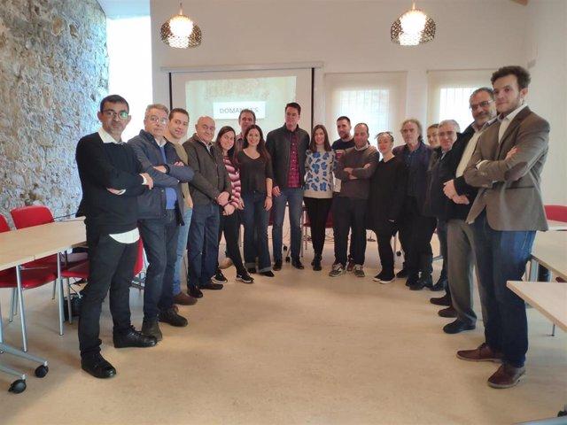 Diputación impulsa nuevas acciones de formación y promoción de la artesanía provincial.