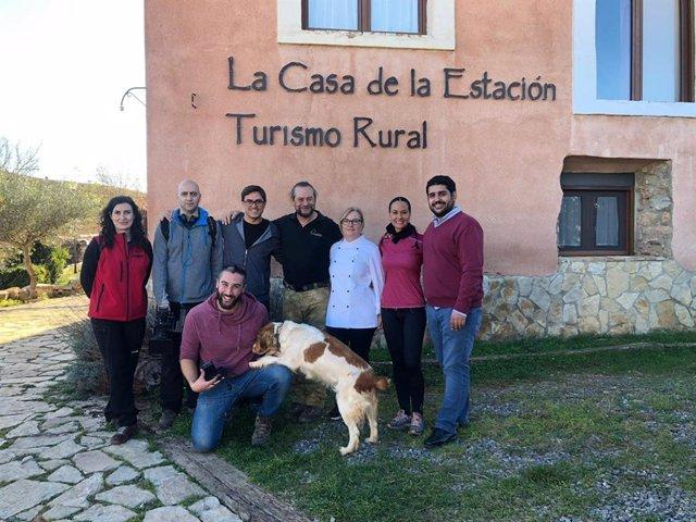 La provincia de Teruel, en la serie internacional 'Senderos del Mundo' de La 2 de TVE.