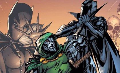Conmoción en Marvel: ¿Será Doctor Doom el villano de Black Panther 2?