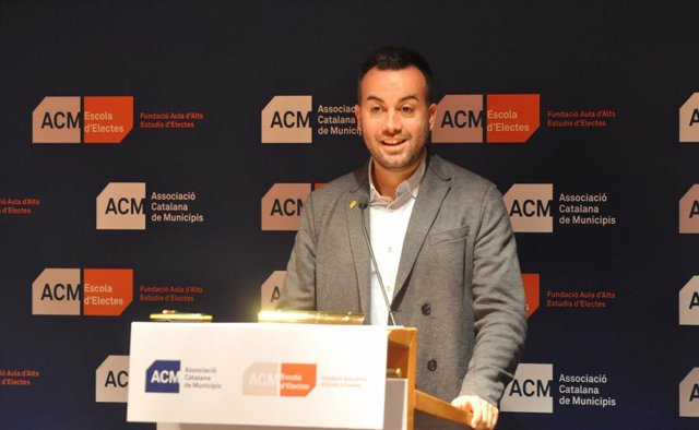 El presidente de la Associació Catalana de Municipis y alcalde de Deltebre, Lluís Soler.
