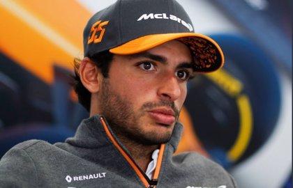 """Sainz, noveno en Abu Dabi: """"No debería esta ahí; hemos tenido tráfico con Verstappen y Hamilton"""""""
