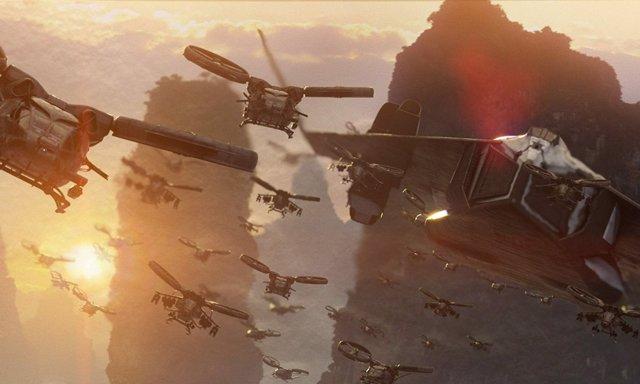 Naves de la primera entrega de Avatar
