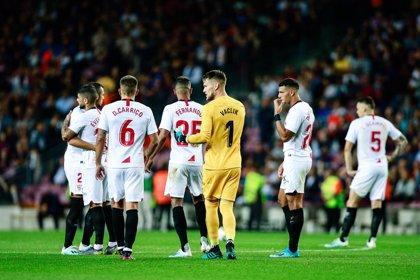 El Sevilla aspira a más ante el colista Leganés