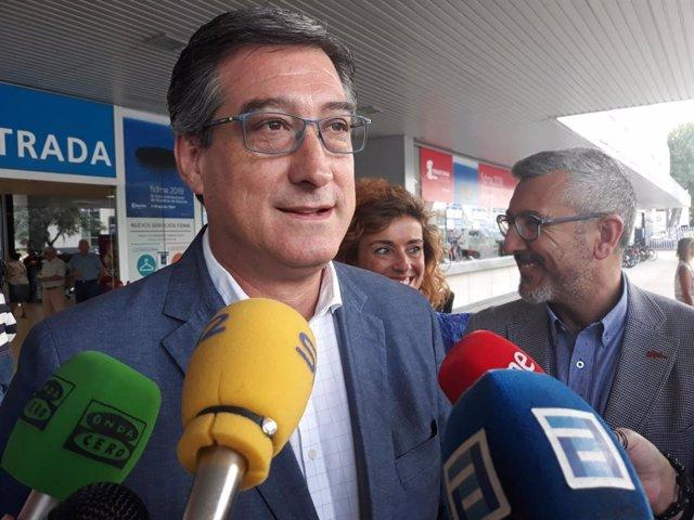 El portavoz de Ciudadanos Asturias, Ignacio Prendes.