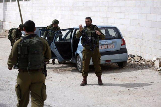 O.Próximo.- Un palestino muerto por disparos del Ejército israelí cerca de Hebró