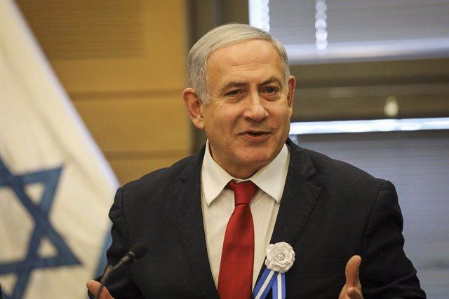 Israel.- Manifestación en Tel Aviv para exigir la dimisión de Netanyahu